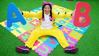 ABC Alphabet Phonics Song Nursery Rhymes for Kids #4