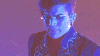 Adam Lambert Soaked Indianapolis Acoustic EP