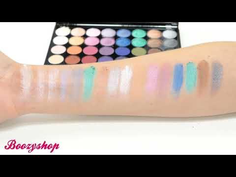 Makeup Revolution Makeup Revolution Ultra 32 Eyeshadow Palette Mermaids  Forever 8f717d59c8b0e