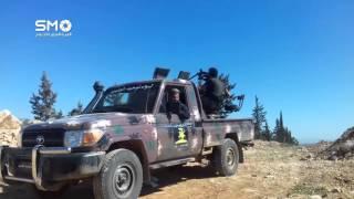 تحميل اغاني الجبهة الجنوبية - فرقة 18 آذار : التصدي لمحاولة النظام التقدم في مدينة درعا بالرشاشات الثقيلة MP3