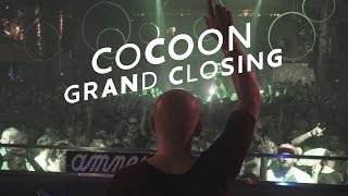 Cocoon Closing Party  Amnesia Ibiza 2016