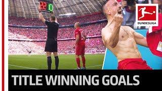 FC Bayern München vs. Eintracht Frankfurt   5-1   All Goals, Robbery Farewell and Trophy Ceremony