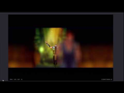 MK vs SFIII: Shin Lvl 2 Akuma vs Chameleon [1/2] HD