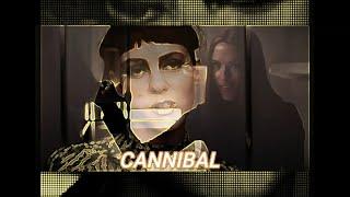 Black Widow & Johanna Mason  |Cannibal