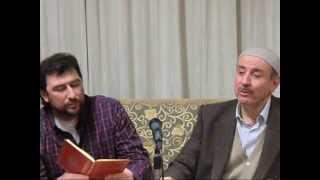Muhakemat Dersleri 3 (04. 01. 2013) (Anlatan: Mahmud Çanga)