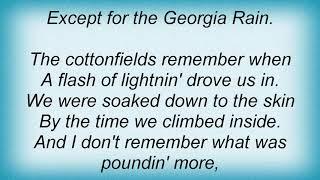 Trisha Yearwood - Georgia Rain Lyrics