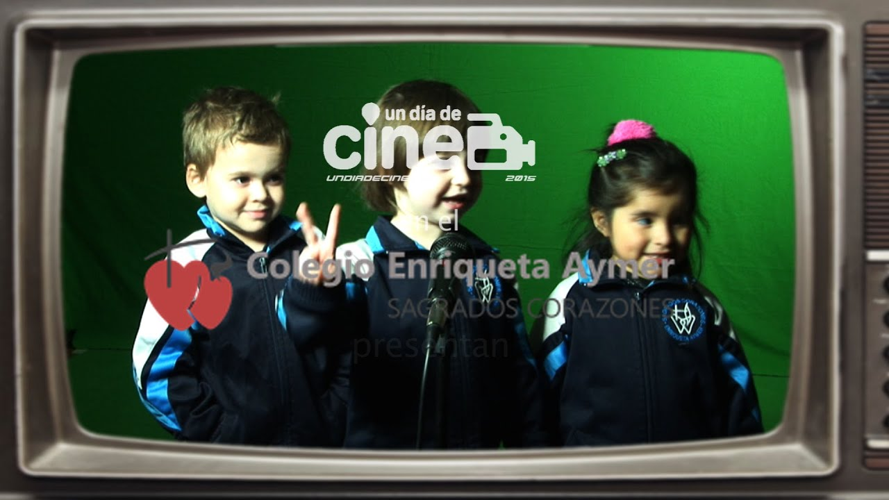 Semana Cultural De Cine en el Colegio Enriqueta Aymer. Casting 1º y 2º Infantil