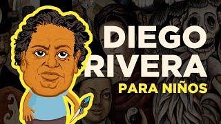 🎨 DIEGO RIVERA 🖌 Biografía 🖼