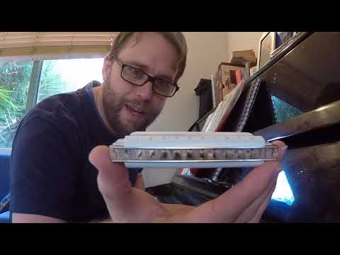 Mugig Harmonica Review with Kerin Gedge