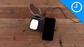 Hands-on: Nomad Base Station Apple Watch Edition - charge multiple devices at once!