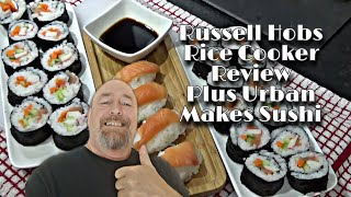 Russell Hobbs Rice Cooker/ Steamer | Sushi | The Urban Cook