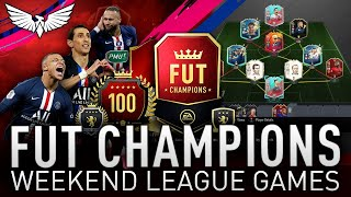 *LIVE* SUMMER HEAT FUT CHAMPS GAMES - WEEKEND LEAGUE - FIFA 20 Ultimate Team
