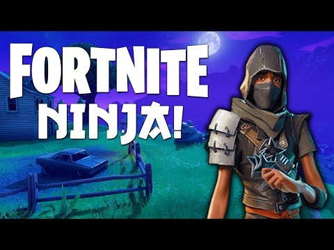 Fortnite - NINJA MONTAGE! #1 (Funny Moments & Ninja Trolling)