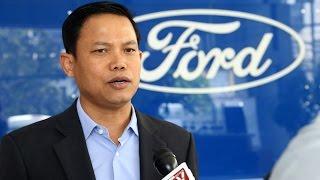 Mr.Ngorn Saing CEO of RMA Cambodia