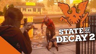 STATE OF DECAY 2 | S02E39 | USANDO A BESTA DA NOVA DLC ZEDHUNTER (Zumbi e Sobrevivência)