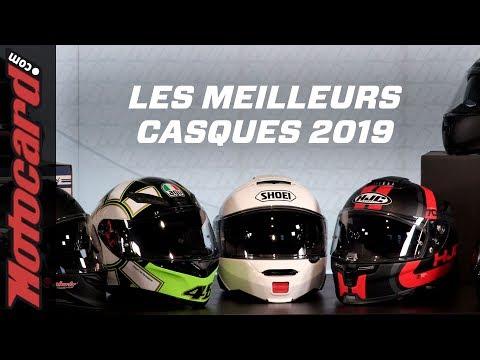 Quel est LE MEILLEUR Casque Moto 2019 ? 🥇