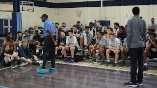 Under Armour Next Combine Series Top 40 8th Graders Los Angeles