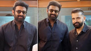 Young Rebel Star Prabhas Exclusive Video With Rohit | Kalakhar Movie |