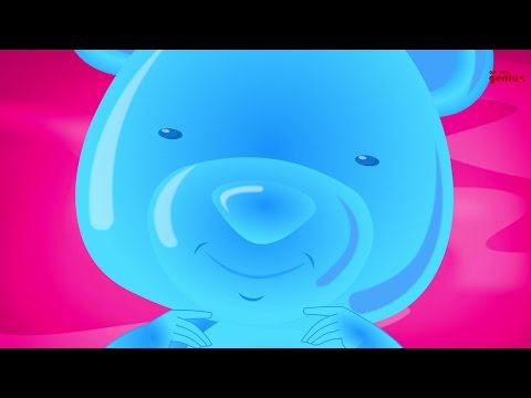 Jelly Bears | Chubby Cheeks | Rhymes For Kids | Songs For Childrens And Baby