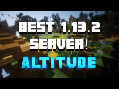 Altitude Community 1 16 2 Survival Minecraft Server