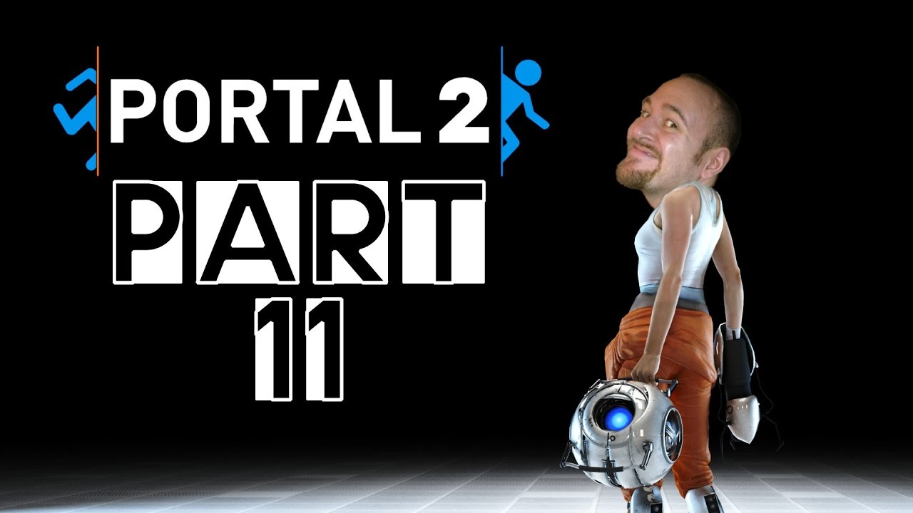 [Let's Play] Portal 2 – Part 11: Verwirrtes Farbenspiel