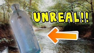 Underwater Treasure FOUND | Antique Bottles Recovered By Treasure Hunters
