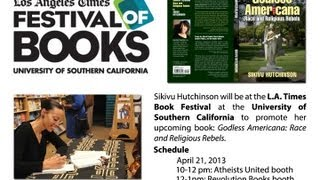 Sikivu : Los Angeles Times Festival of Books 2013