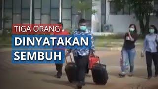 Tiga Orang Penghuni RLC Kota Tangsel Dinyatakan Sembuh dari Covid-19