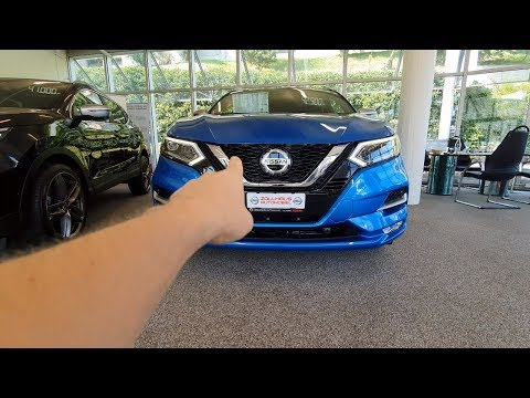 New Nissan Qashqai Tekna+ 2019 Review Interior Exterior
