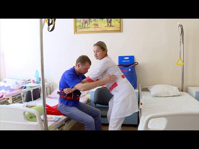 Помощь тяжелобольным ангарчанам