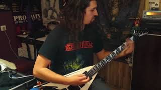 cover makin' Shroud of Urine by Exodus