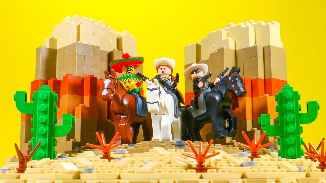 LEGO The WILD WEST MOC