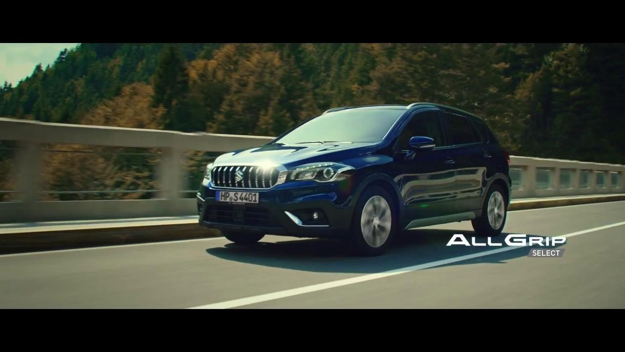"""Der Suzuki SX4 S-Cross – """"Carwash"""""""
