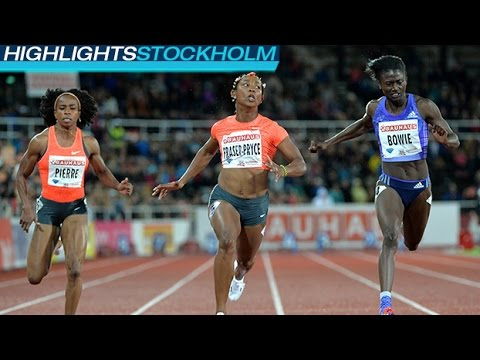 IAAF Diamond League Standings