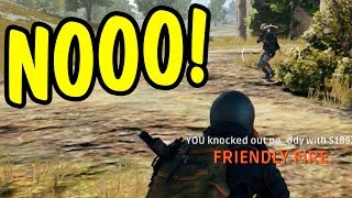 Biggest Fails - PlayerUnknown's Battlegrounds Funny Moments & Epic Stuff (PUBG)