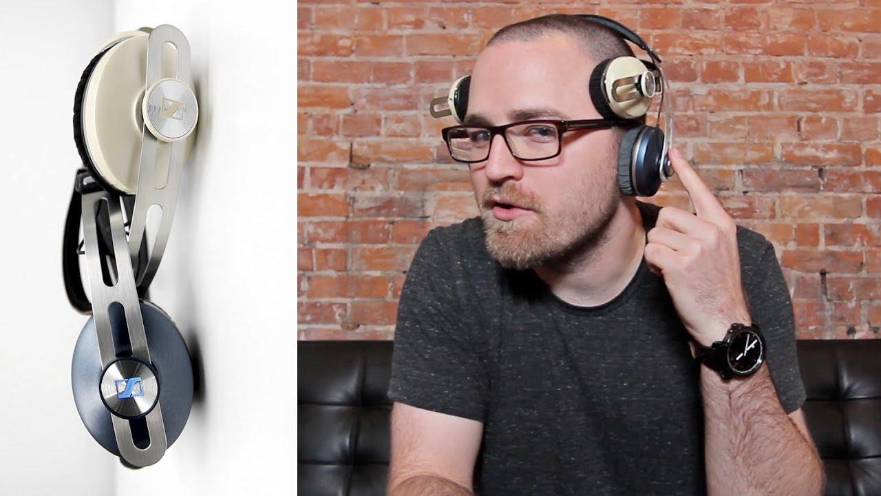 Sennheiser Momentum On-Ear Headphones (Unboxing & Overview) thumbnail