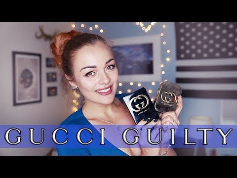 Gucci Guilty Perfume Review!