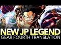 "GEAR FOURTH TRANSLATION!!! ""Is He Good?"" (One Piece Treasure Cruise)"