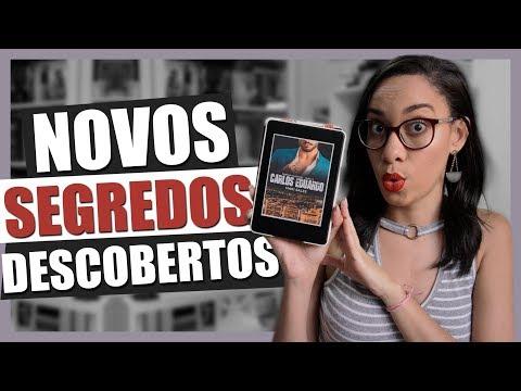 CARLOS EDUARDO, de Mari Sales · BOOK REVIEW | Segredos Entre Amigas