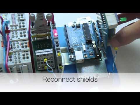Arduino modbus RS485 RTU with PLC DELTA - смотреть онлайн на Hah Life