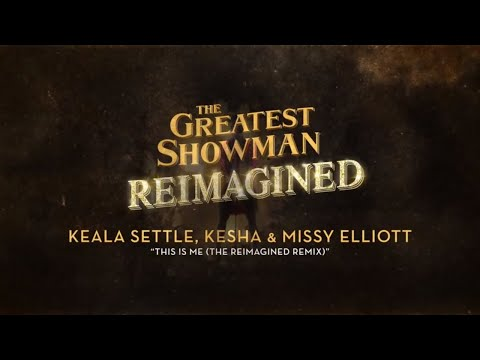 Keala Settle, Kesha & Missy Elliott - This Is Me (The Reimagined Remix) [Official Lyric Video] - Atlantic Records