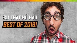 #185 Những Sự Thật Nổ Não Hay Nhất 2019!