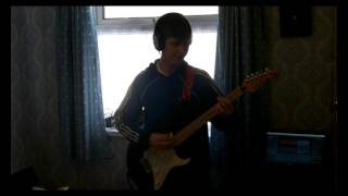 Leaving You Behind - Clean Cut Kid (Guitar Cover)