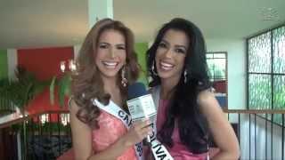 Margreth Isava Miss Venezuela 2014 Finalist