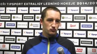 Říčka a Ondráček před zápasem s Brnem a Olomoucí