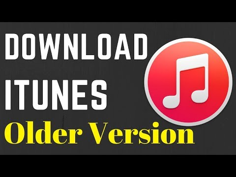 How to Download Older Version of iTunes