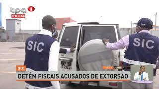 SIC detém fiscais acusados de extorsão