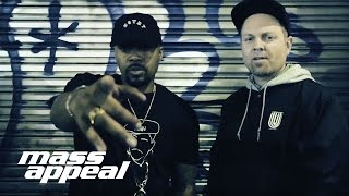 "DJ Shadow and I talk about the new record ""Systematic"""