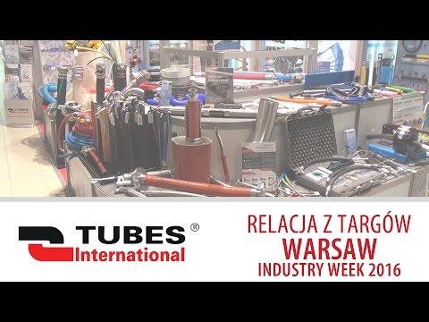 Targi Warsaw Week Industry 2016 - Tubes International - zdjęcie