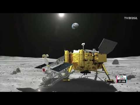 China envia sonda para explorar lado oculto da Lua